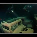 dive the most famous shipwreck, thistlegorm