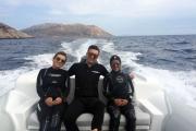 ready to dive / έτοιμοι για βουτιά