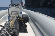 Our boat / το σκάφος μας