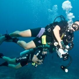Geo underwater
