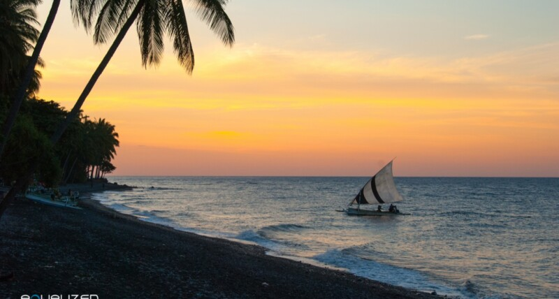 tropical paradise of Bali